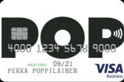 POP Visa Business Debit